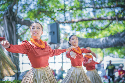 Maui fall events and activities Hono Koa Resort